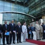 """السيد وكيل وزارة التخطيط في إحتفالية انضمام ليبيا لمنظمة """"الأسكوا"""""""