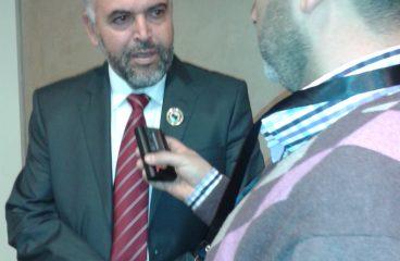 اجتماع السيد وزير التخطيط مع سفير دولة إيطاليا